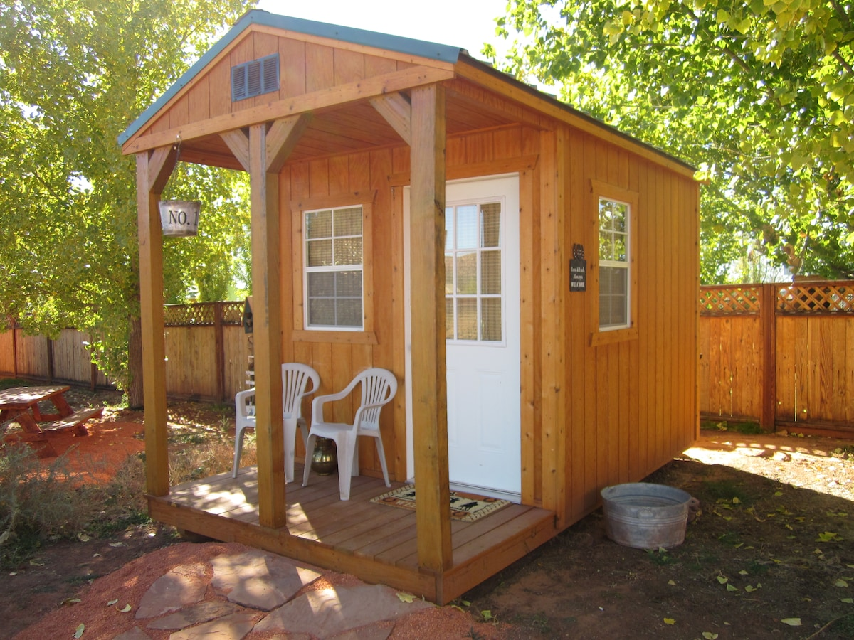 Coral Pink Horse Ranch Bunkhouse #1