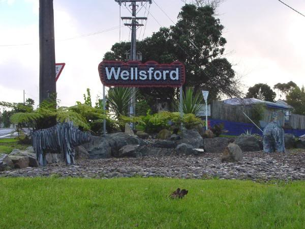 Welcome to Wellsford