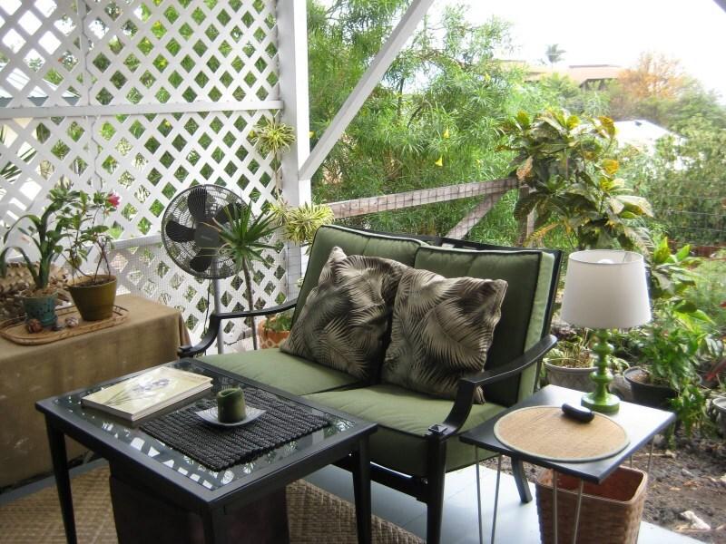 Private Studio Ohana in Paradise