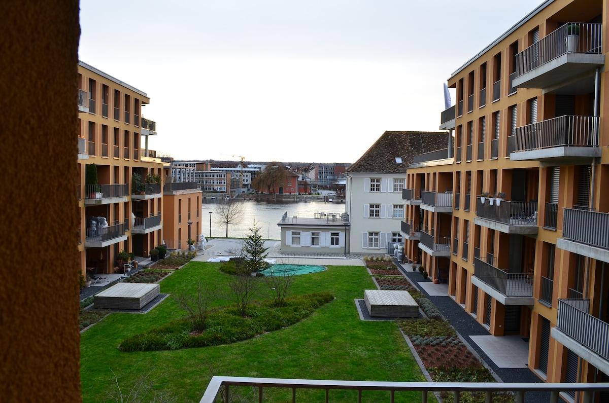 Der Innenhof / Inneryard