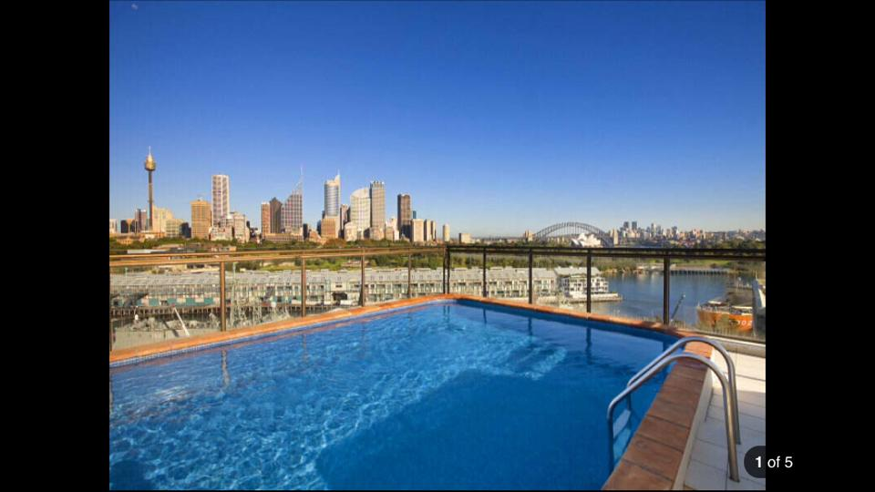 Nice Studio Appt - rooftop pool