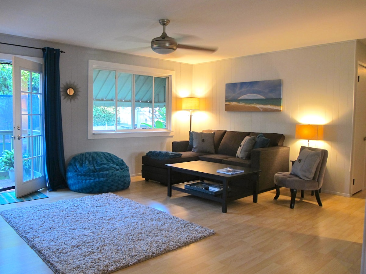 North Shore Paia Town 3 Bed/1Bath