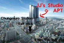 """JJ STUDIO in SEOUL #2 Myeongdong"""