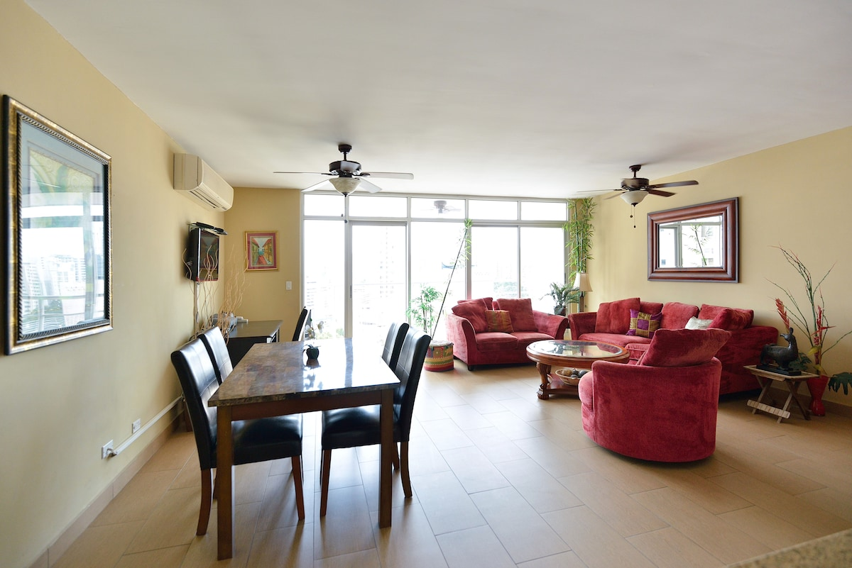 Your Home Away from Home in Panama!
