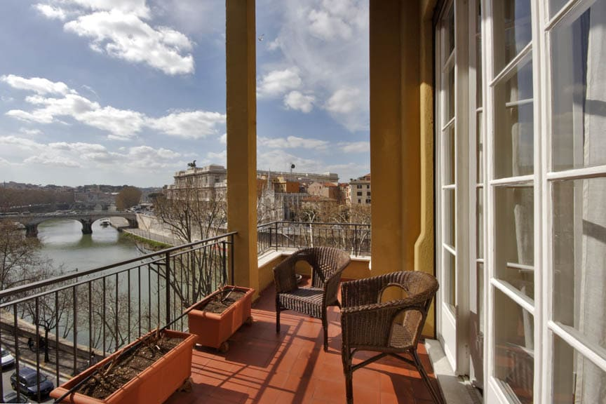 Tiber View Charme and Terrace