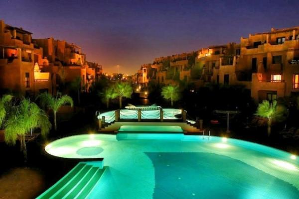 Appartement avec piscine a marrakec