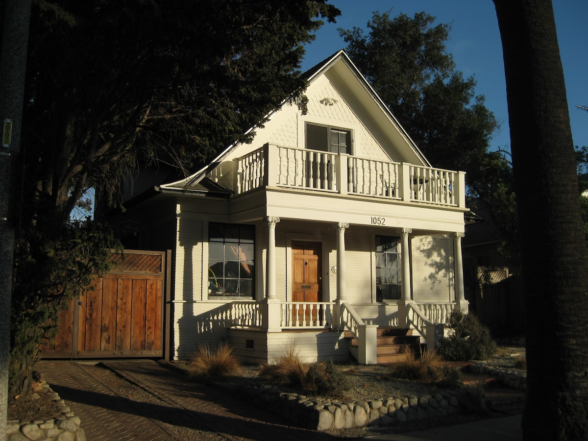 Historic Home Near Downtown