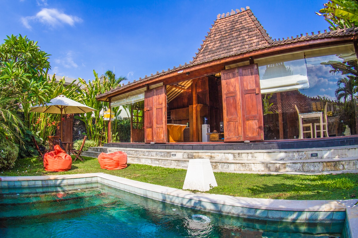 Amazing 2 Bedroom Villa in Canggu
