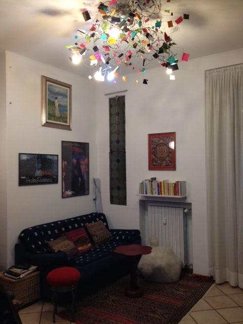 soggiorno/the linving room