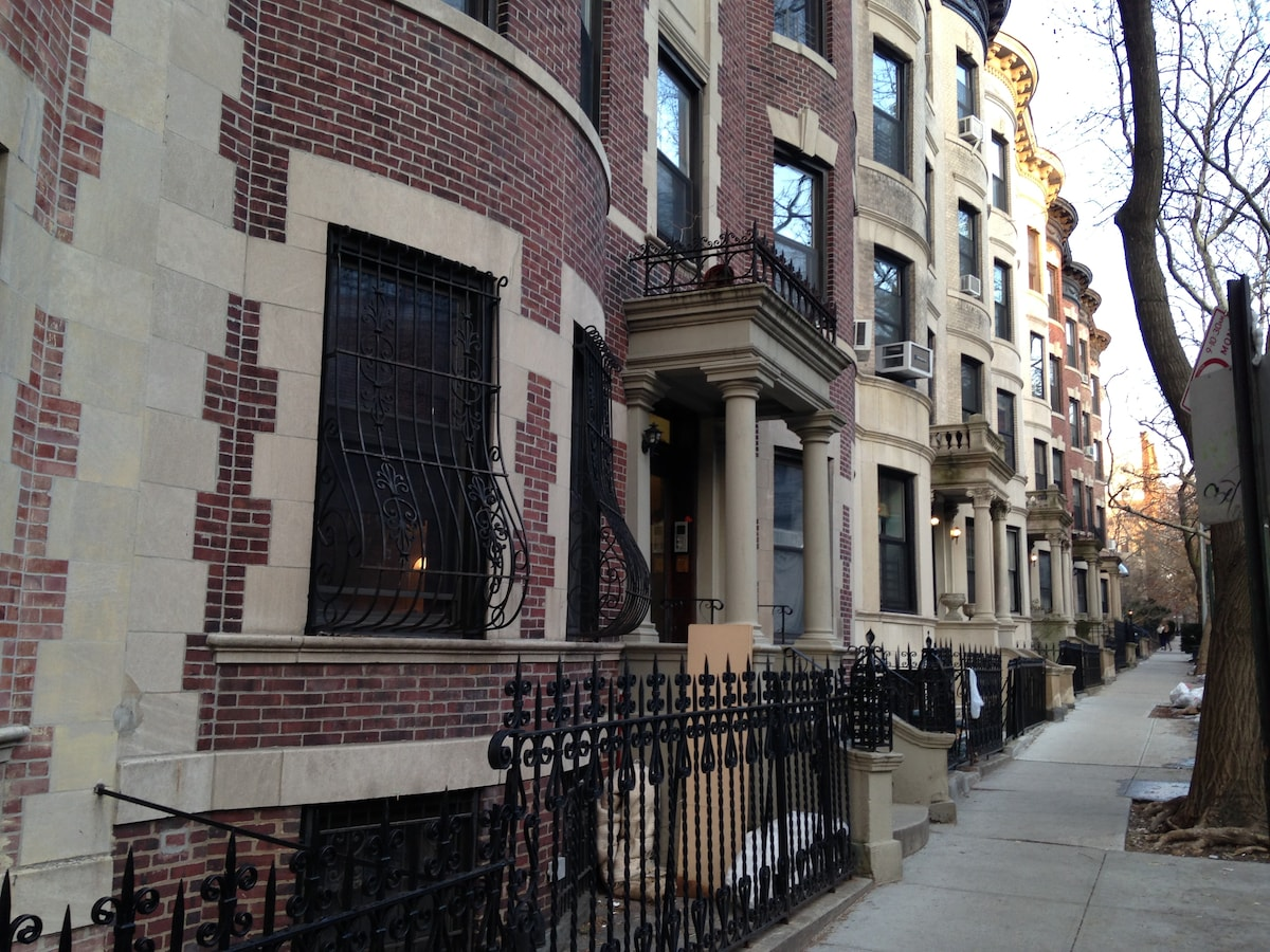 3 bedroom apartment, Park Slope