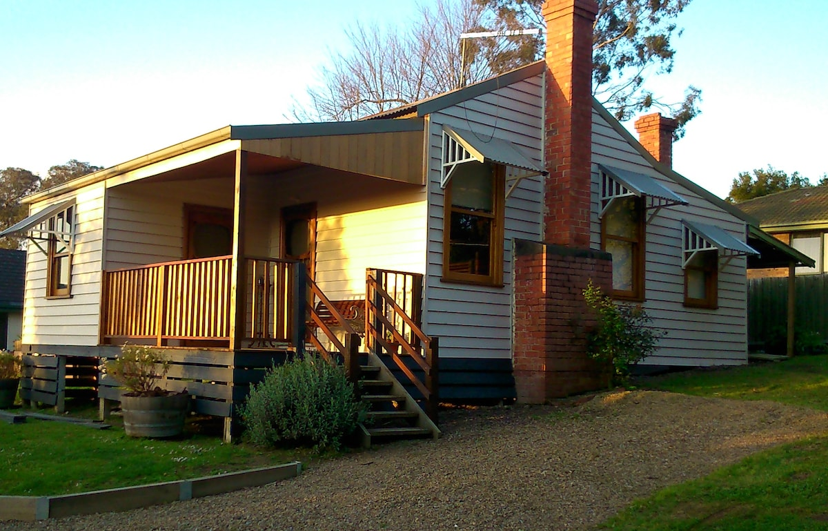 Amaranth Cottage