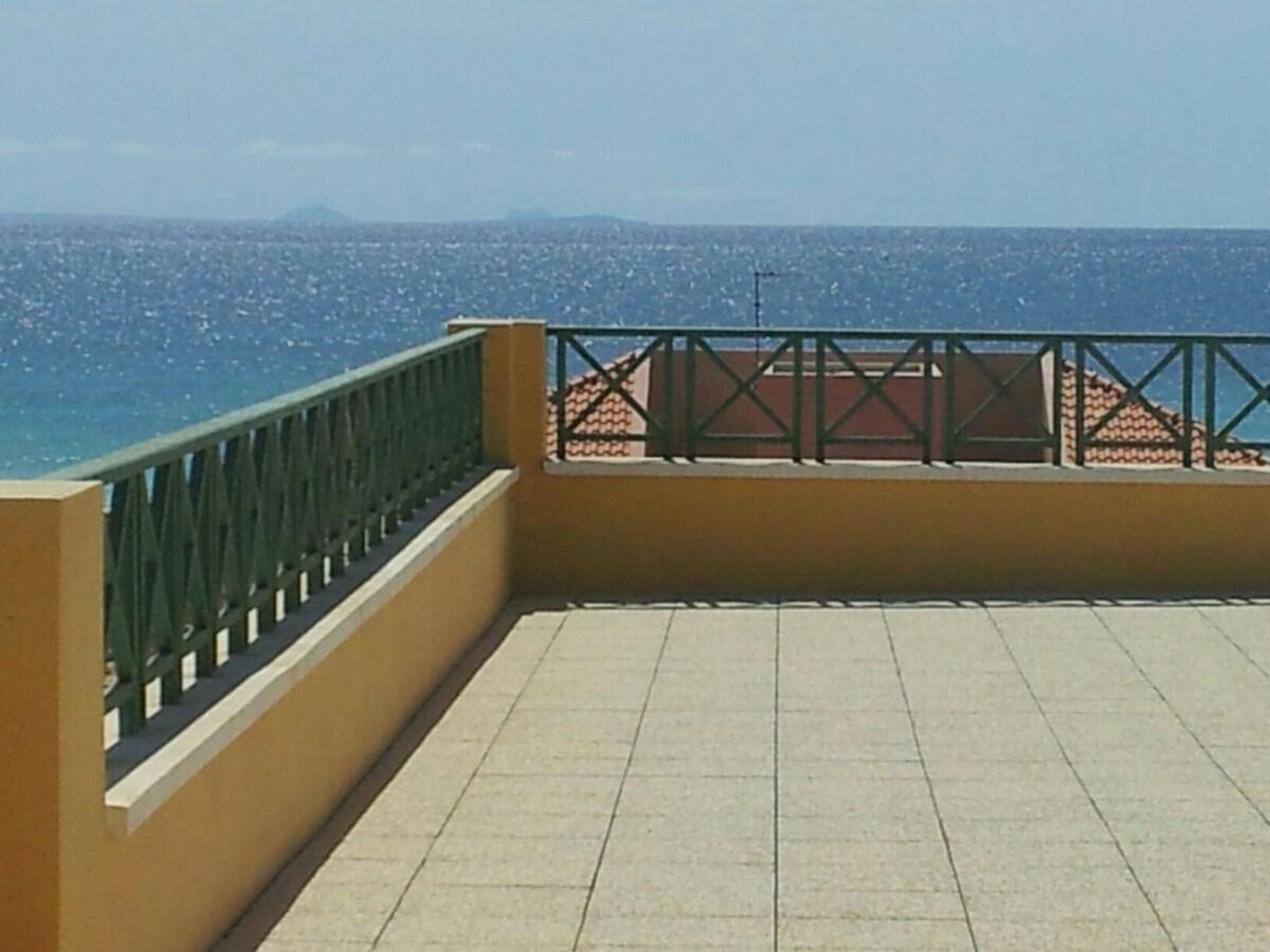Penthouse ocean view in Cape Verde