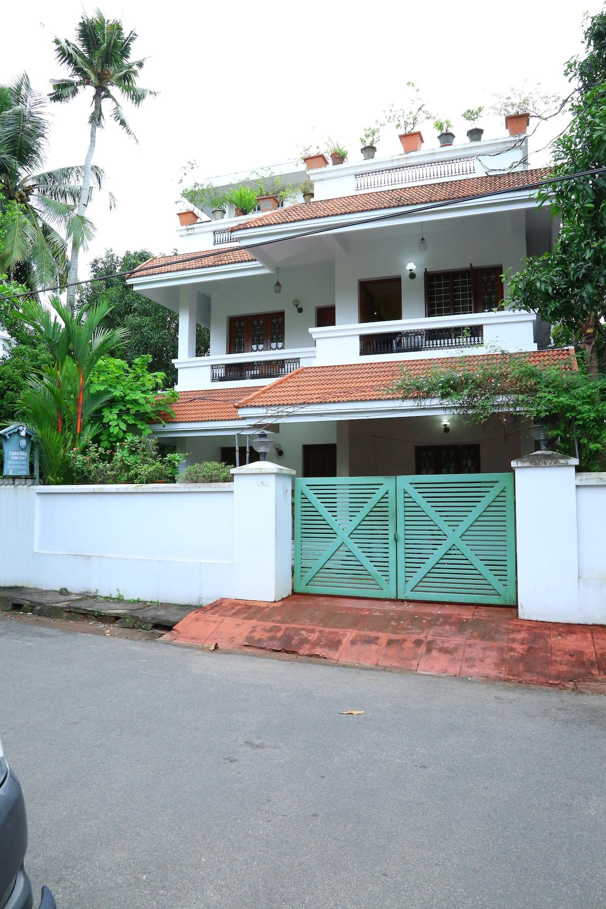 wonderful homestay great location