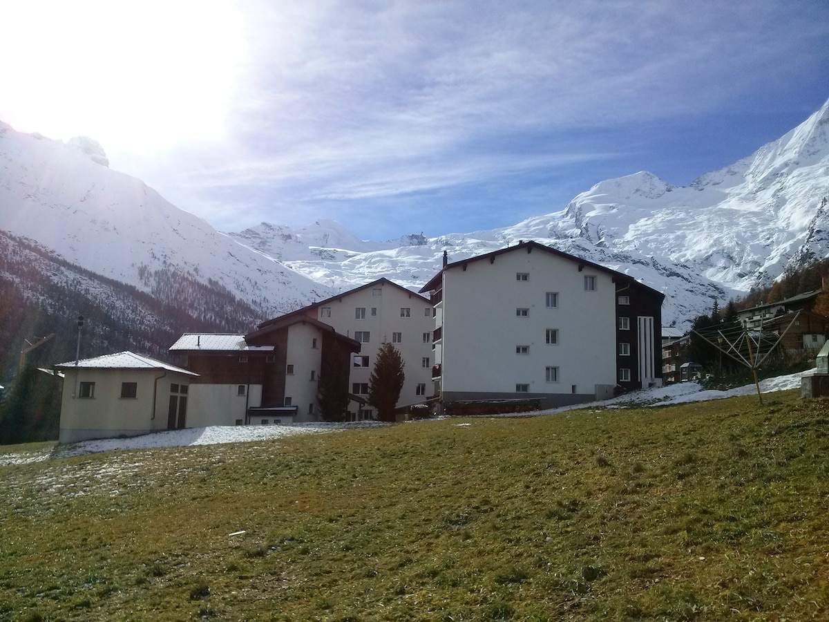 Cosy double room in Saas Fee