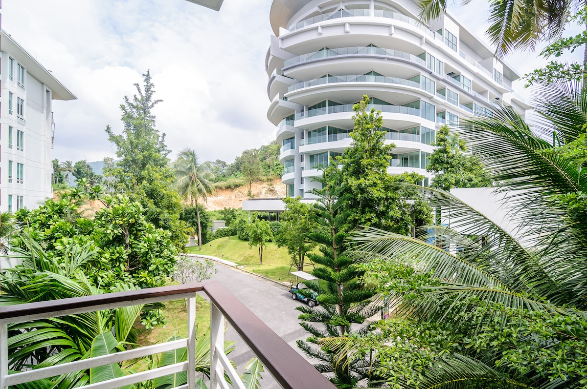 Two bedroom flat at Karon