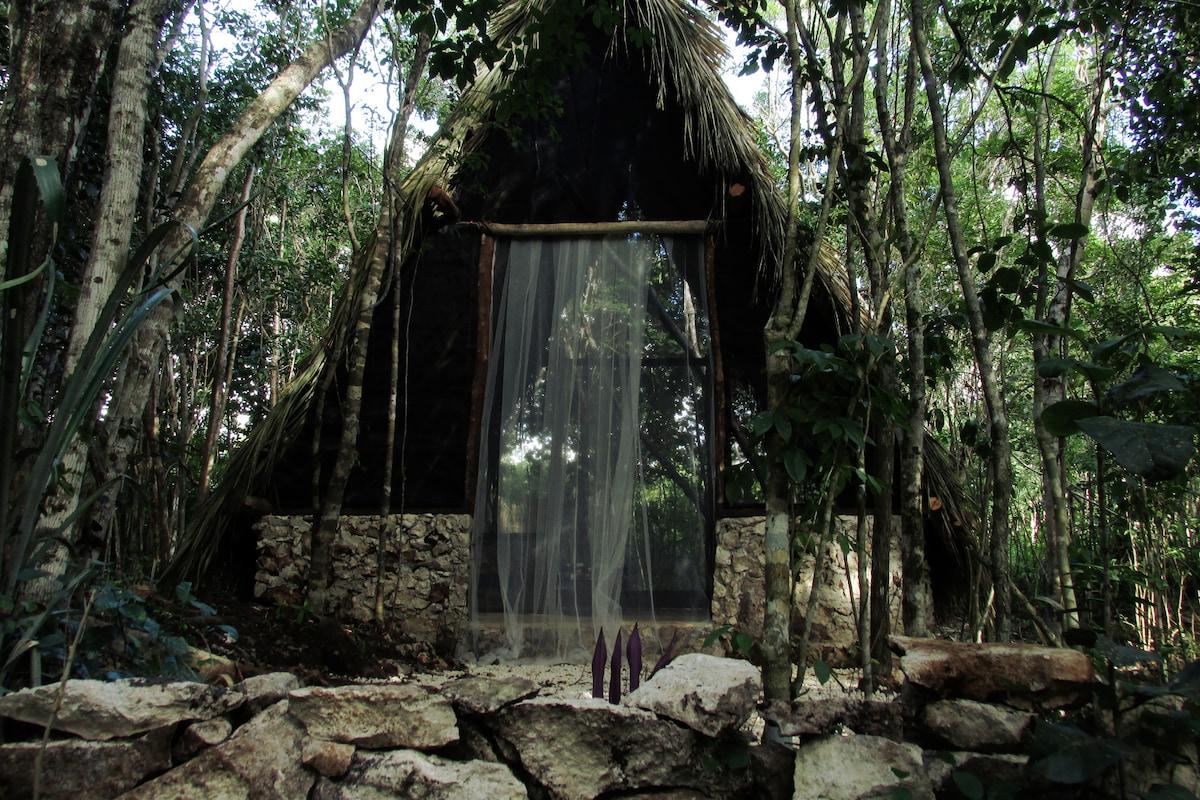 MAYAN room @ archeological villa