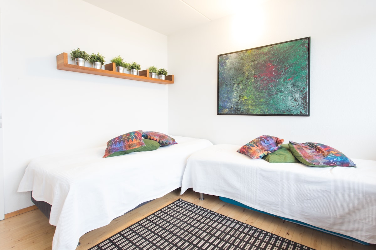 The Private Airbnb room