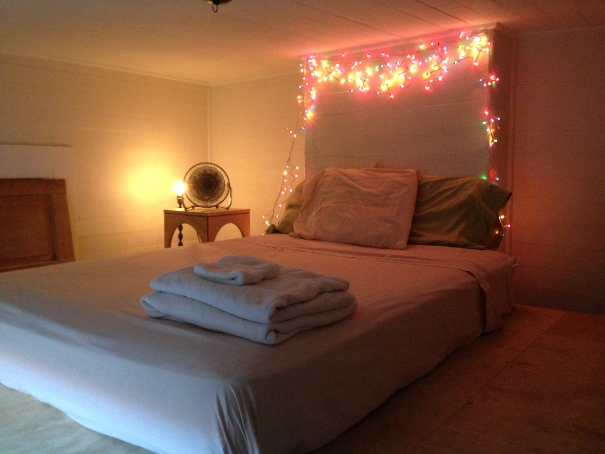 Affordable Loft Room in the Marigny