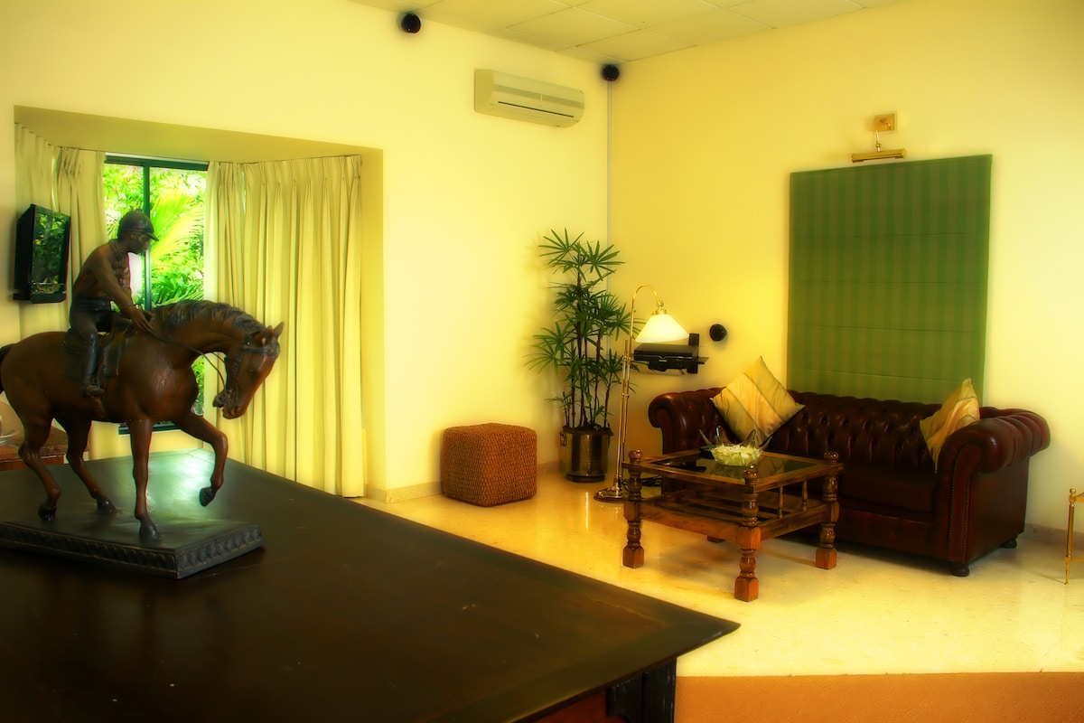 affordable luxury close to airport