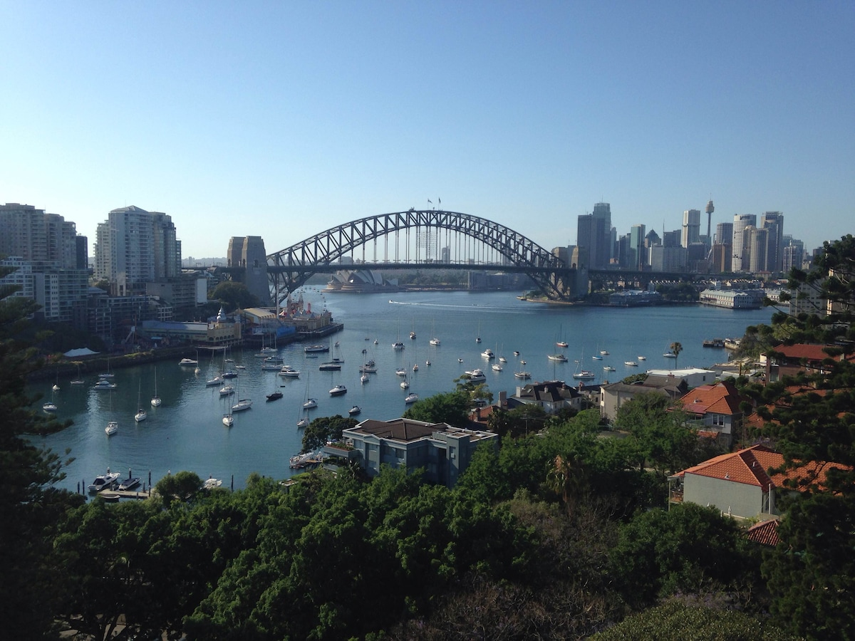 Stunning Harbour View