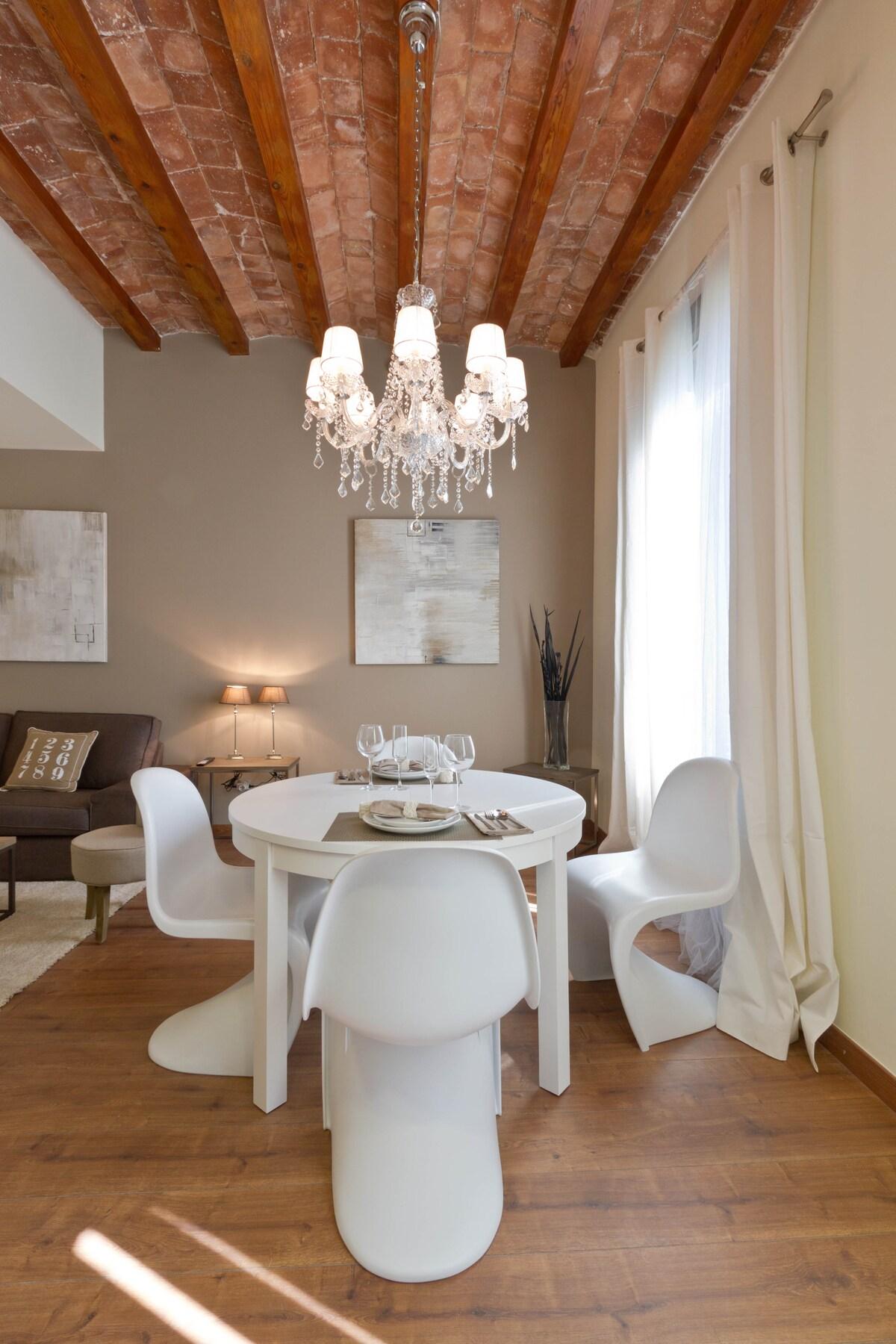 Luxury & Elegant Apartment Eixample