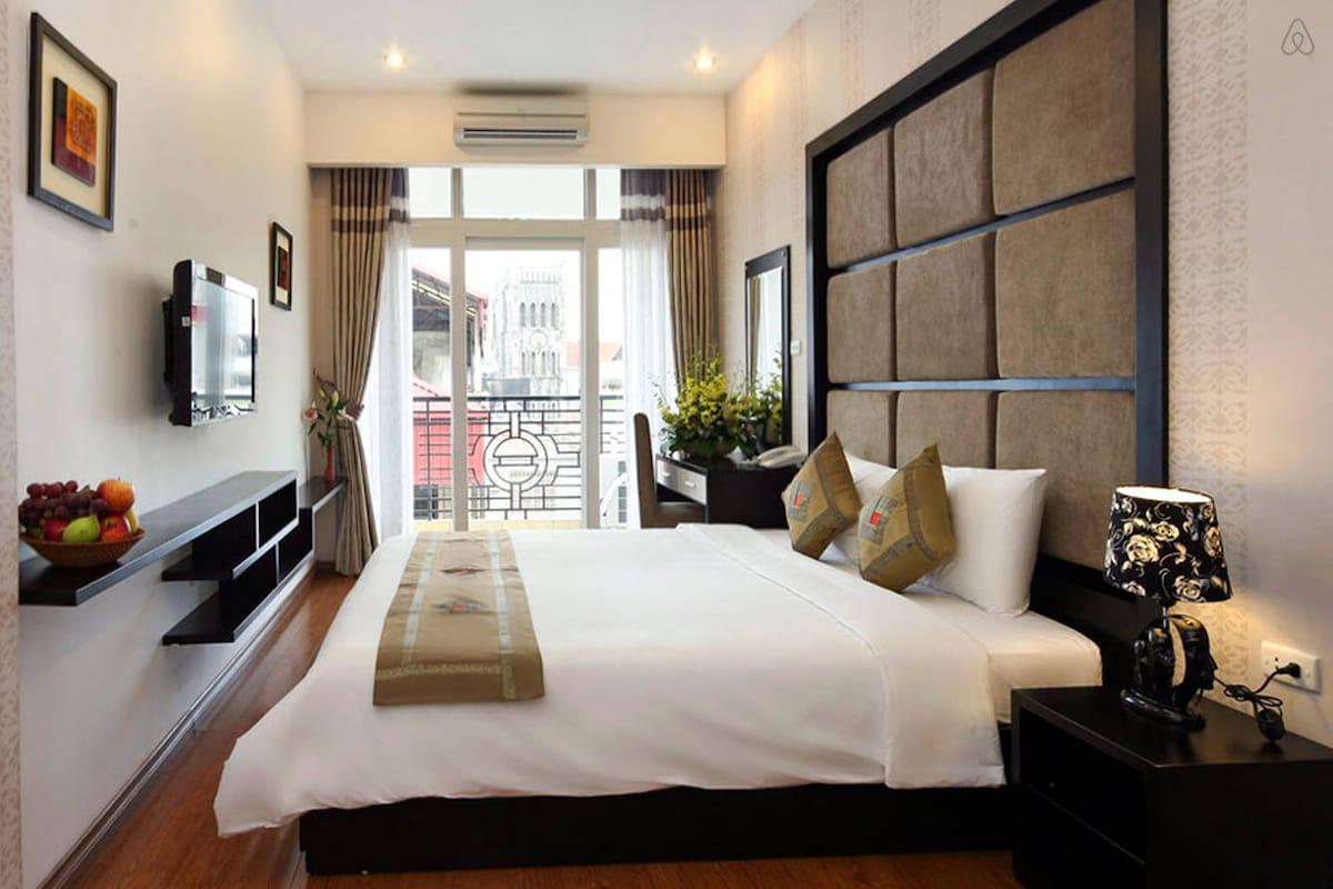 Hanoi Sans Souci Hotel