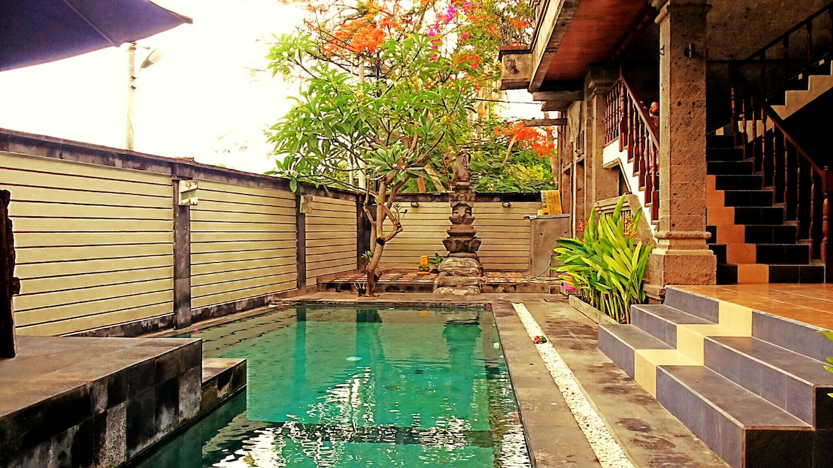 A Cozy Stay at Central of Jimbaran