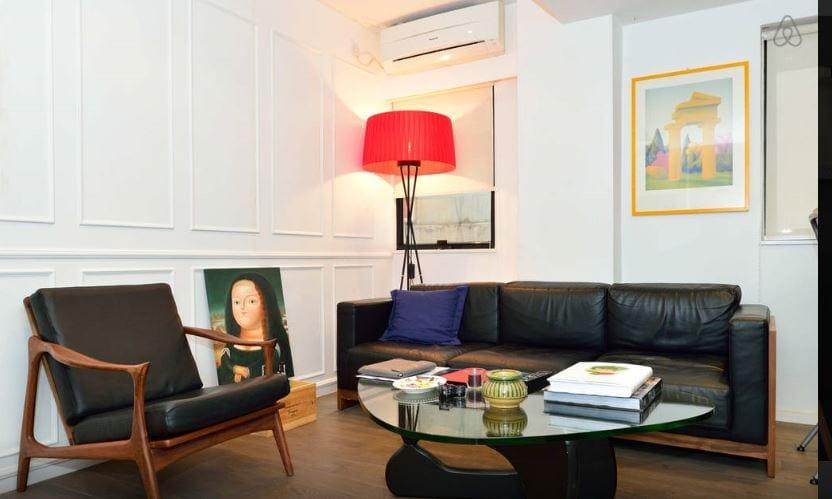 Stylish accommodation in Sheung Wan