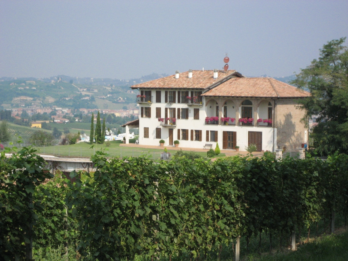 Cascina Christiana resort