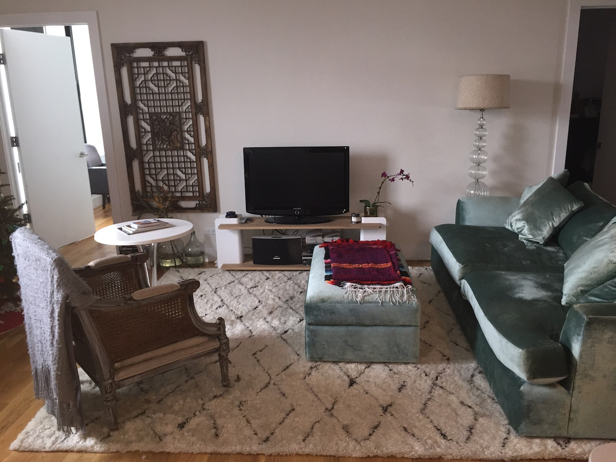 Lux private1bdrm - Brooklyn Heights