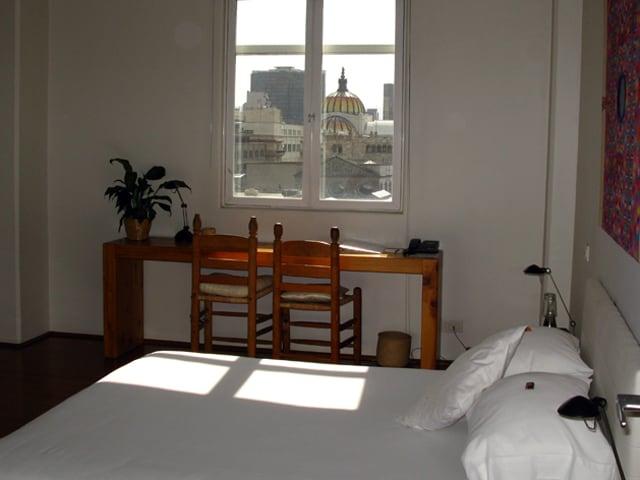 View from bedroom I (Aviones)