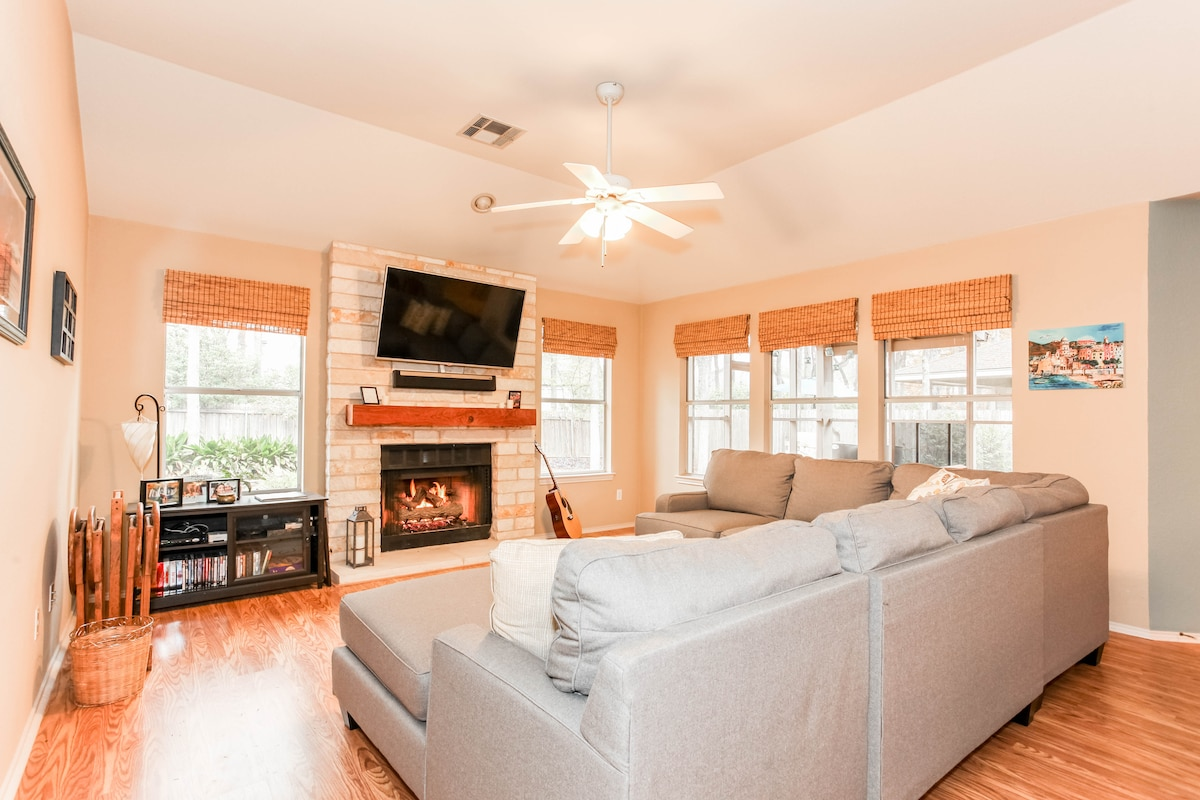 Incredibly spacious 4 BR new home