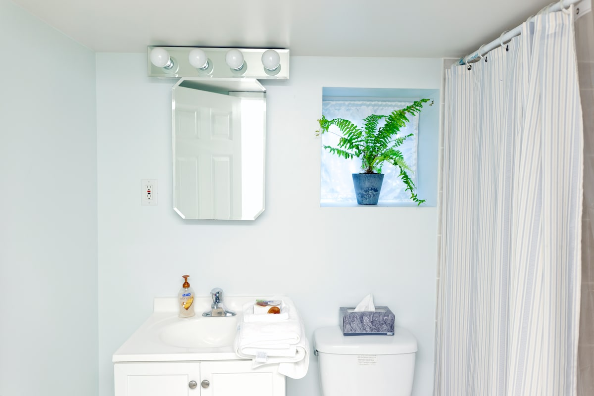 Efficiency suite in Capitol Hill