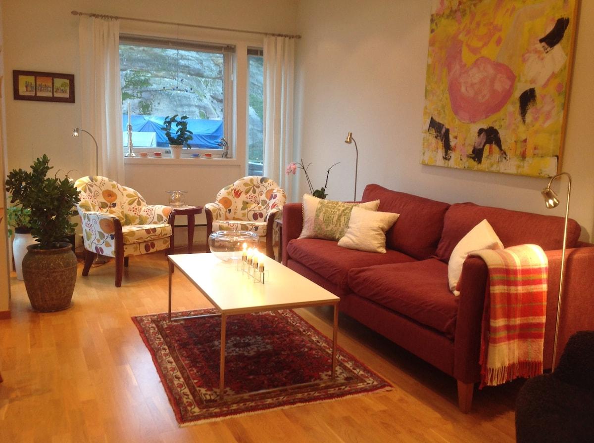 Comfortable flat in Fredrikstad