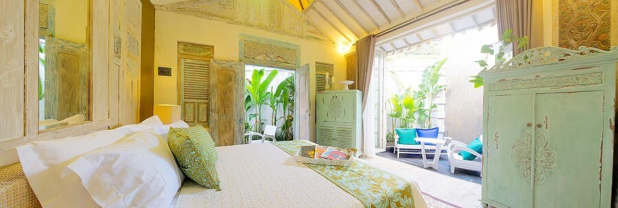 Rama room at Palmae villas