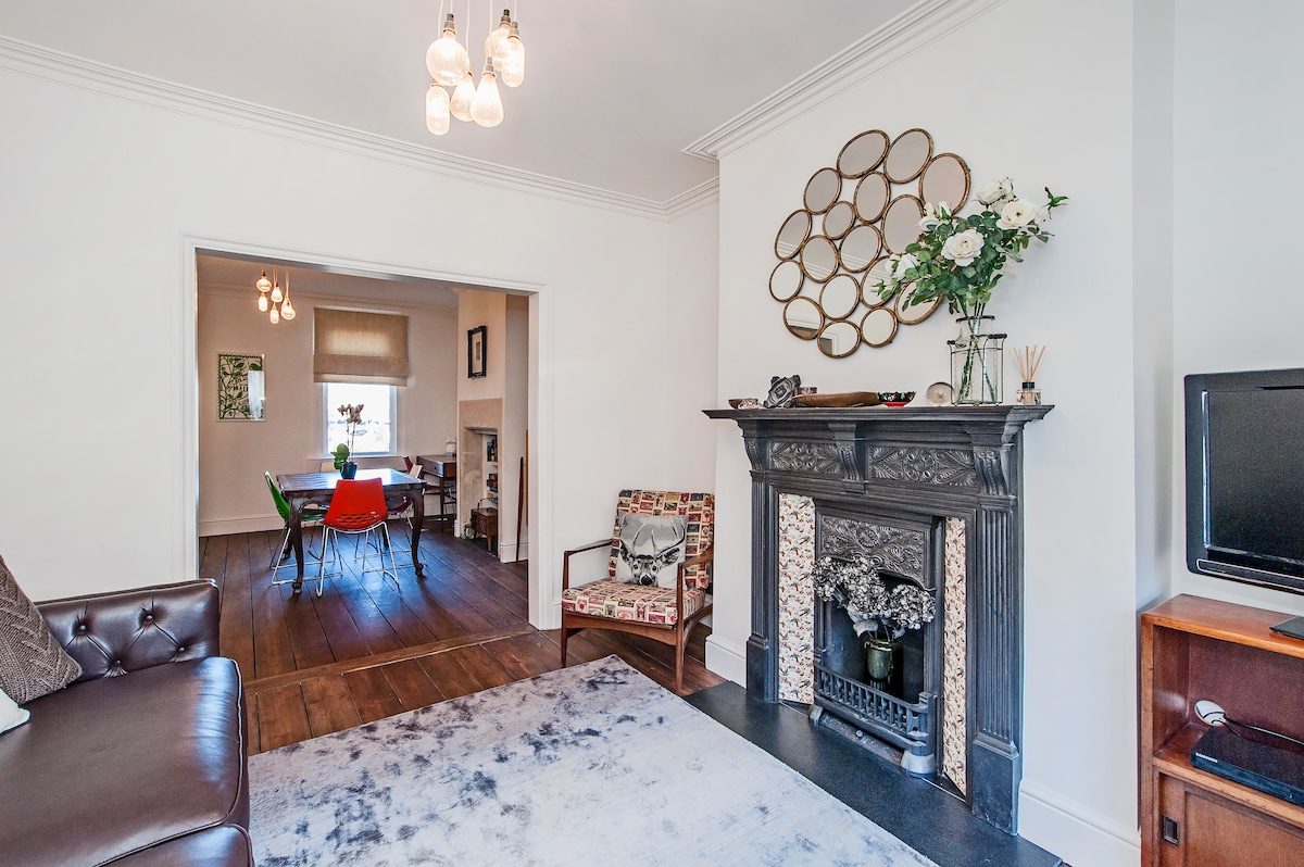 2 double bedroom house in Bath