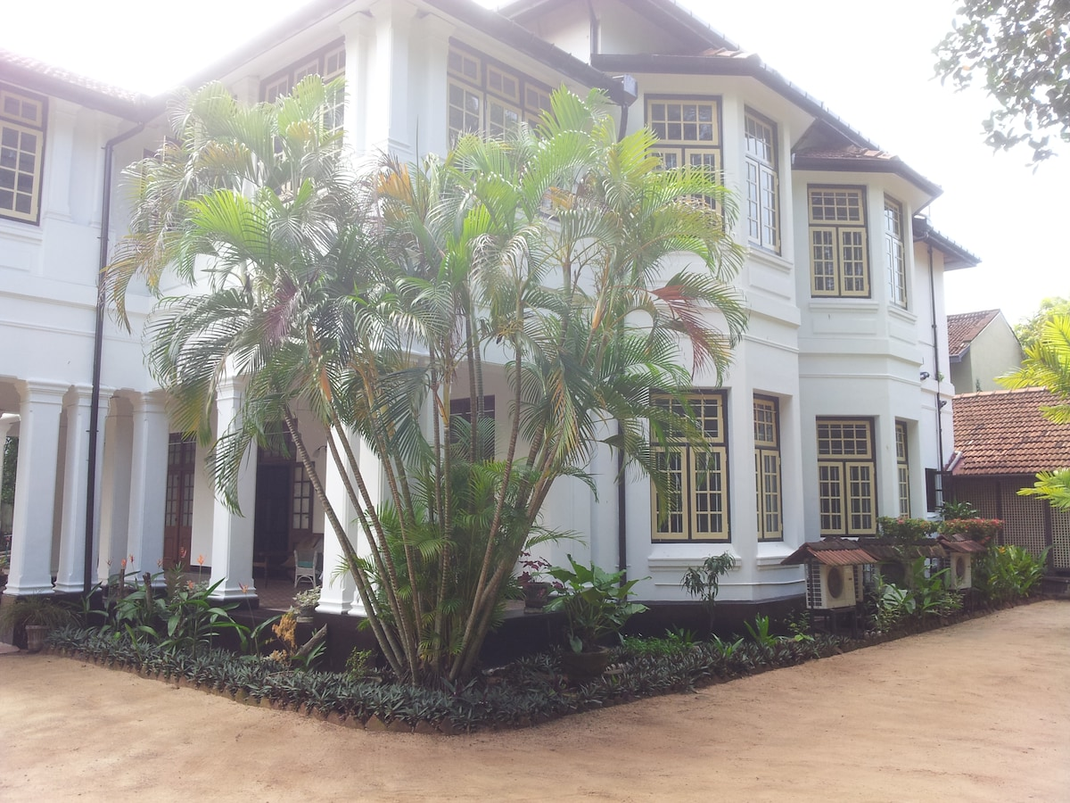 British Colonial Style Bungalow over 100 years old.