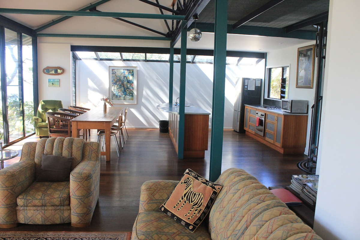 Coastaltreehouse Private room