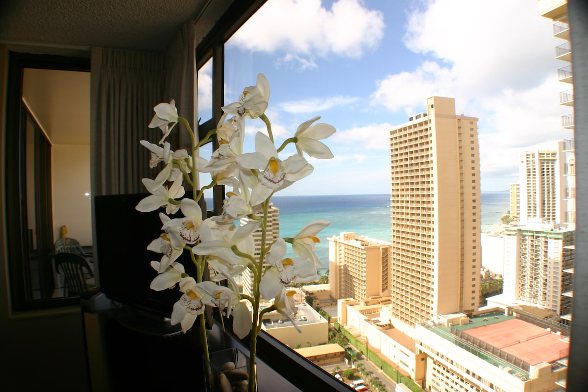 High Floor, Ocean Views, Upgraded