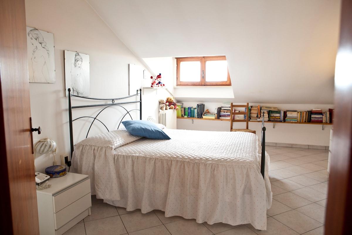 MANSARDA - appartamento VICINO MARE