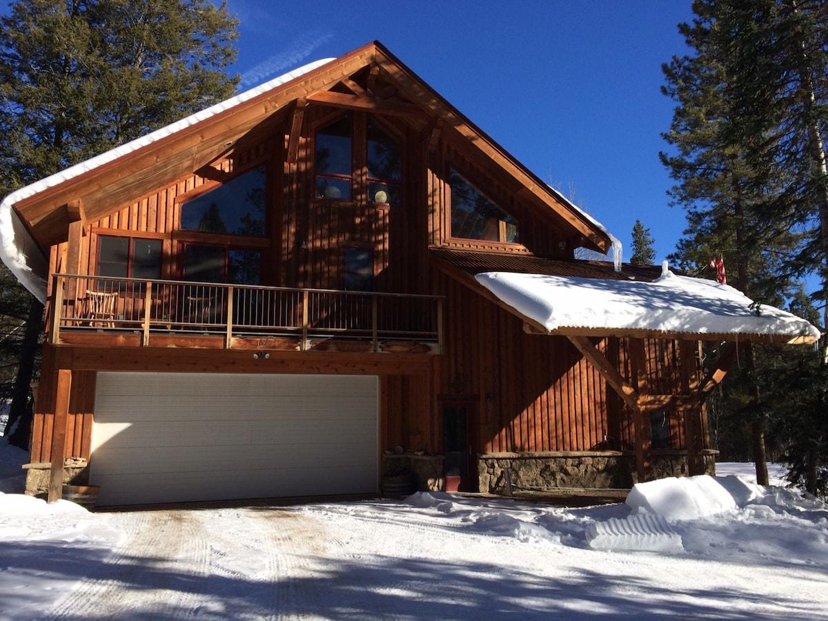 Cozy Mountain Home