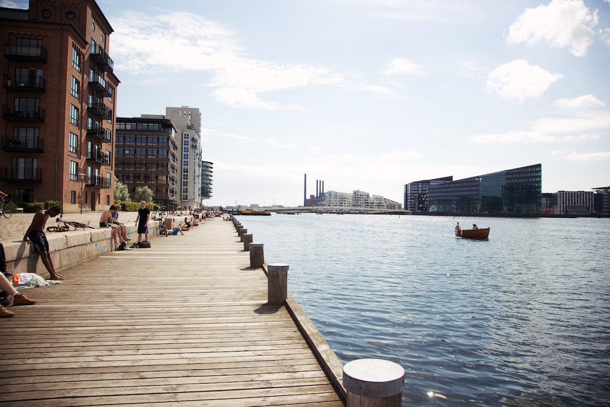 Loft experience / Islands Brygge