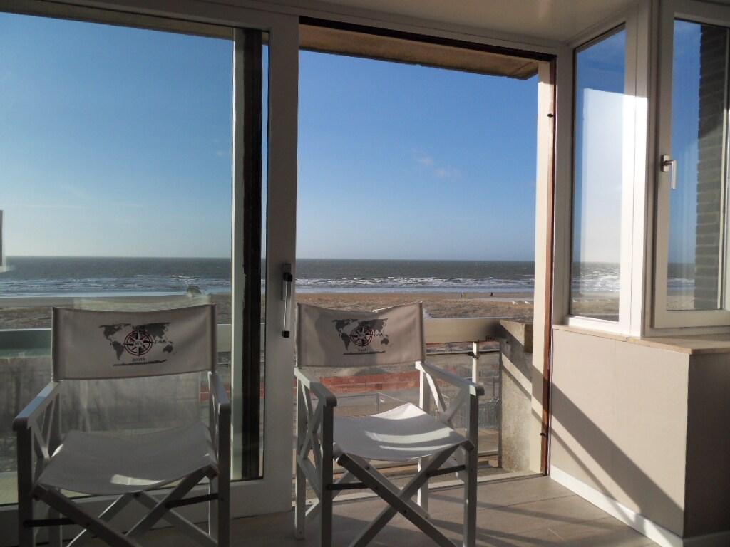 apartment coastline Nieuwpoort