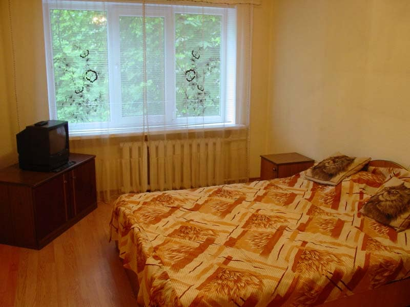 3-rooms apartment in the center