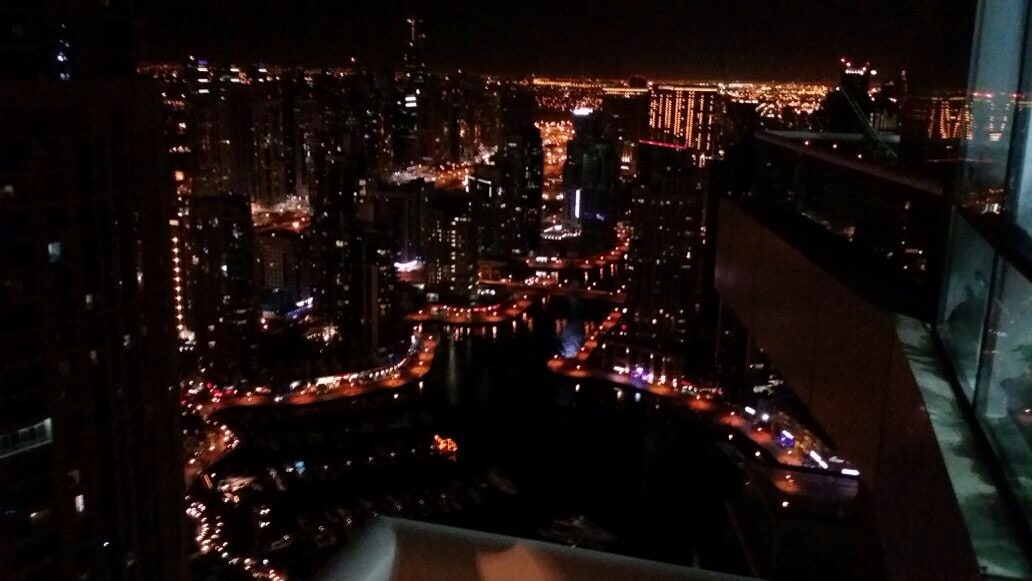 Bed Space available in Dubai Marina
