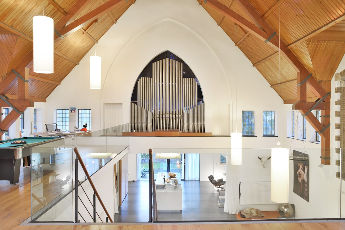 Transformed Church authentic/design