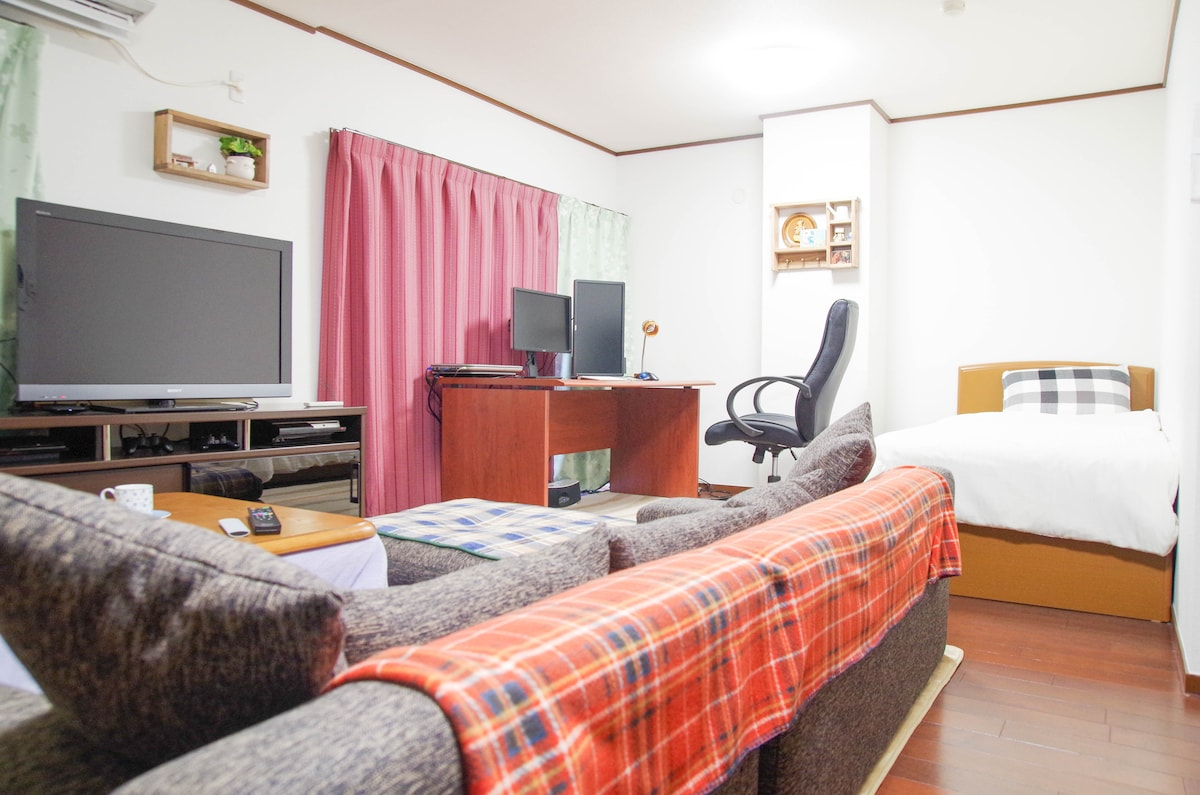 55㎡, newly renovated Apartment