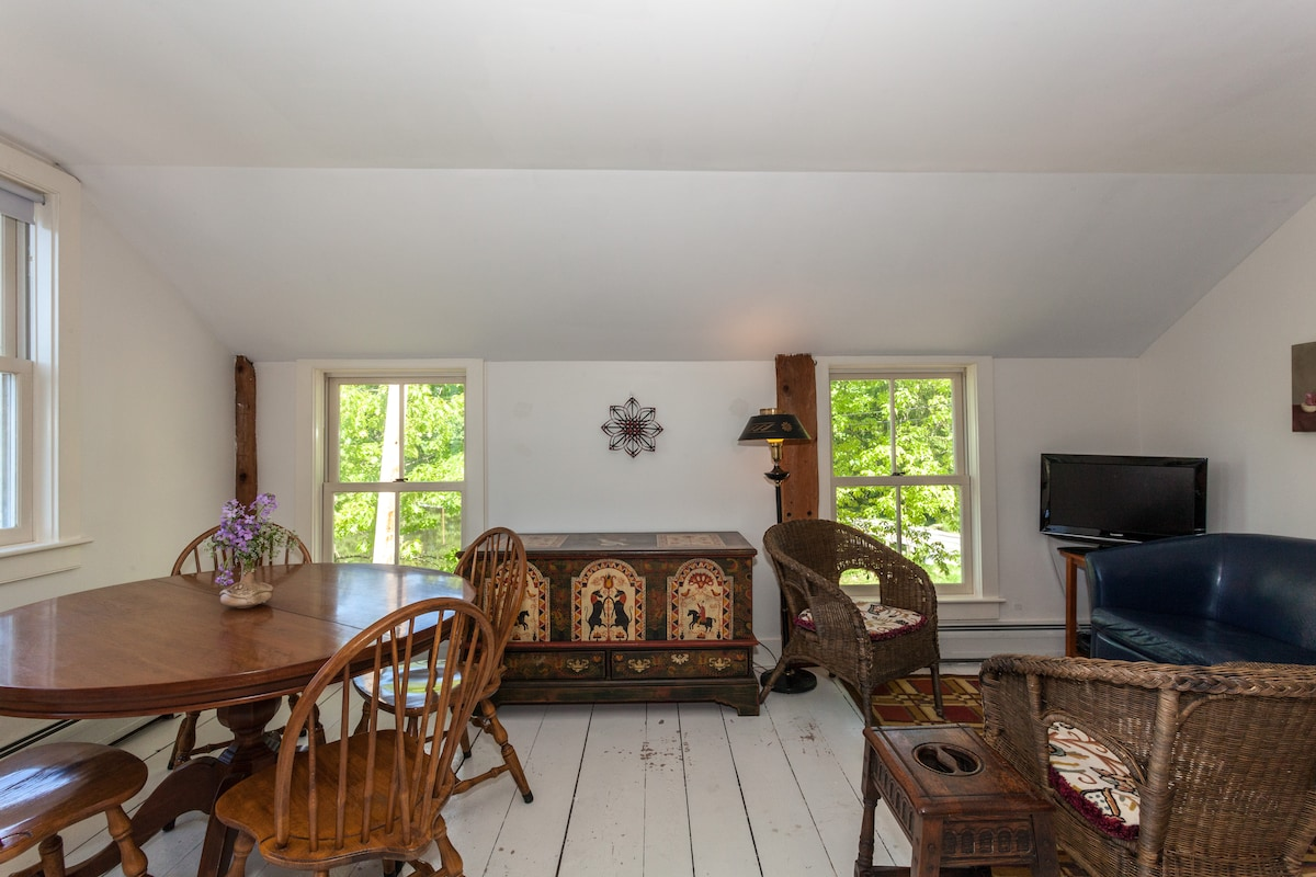 Everything you need for a pleasant stay in the Berkshires.