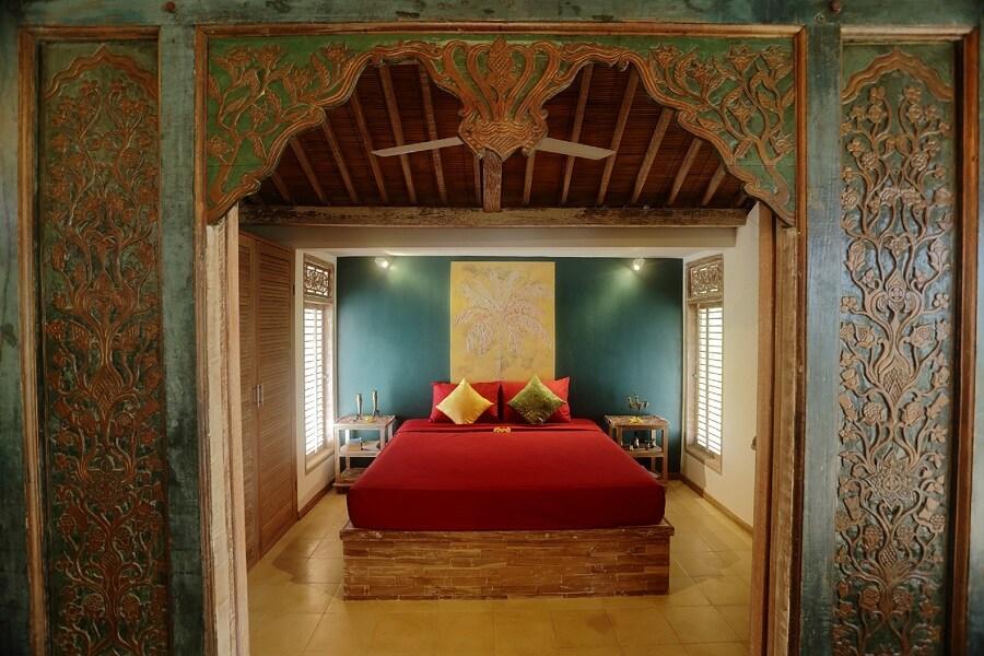 One Bedroom Villa Sea View