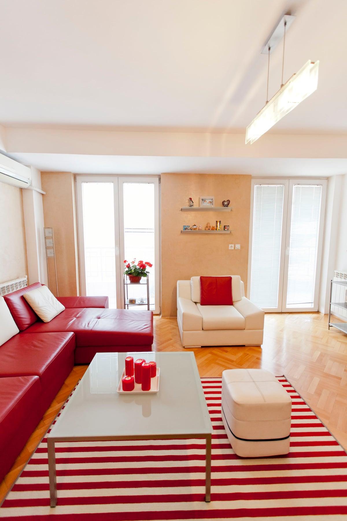 Exclusive apartment Skopje Center